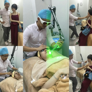 DR DANIEL CHANG and for GLOW AND RADIANCE